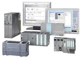 Промышленные Cистемы автоматизации Siemens