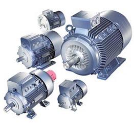 Двигатели Siemens