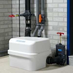 Что делать, если уровень канализации выше уровня слива?